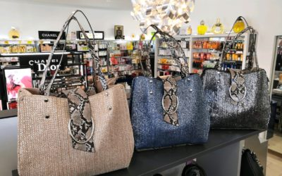 Zoom sur les nouveaux shopping bag !